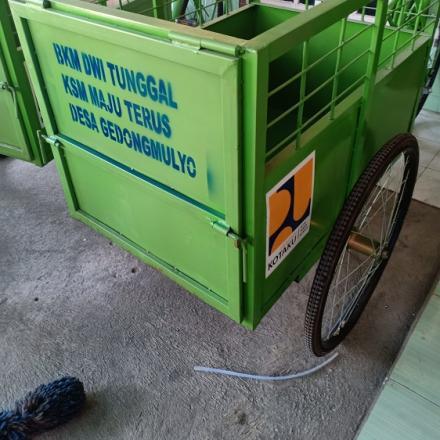 Program Kebersihan Masyarakat Desa Gedongmulyo